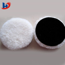 high quality 100% pure wool car polishing pad