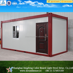 Sandwich Panel steel structure Container house/living container house/1 bedroom container house