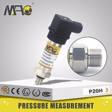 Stainless Steel 100psi 200psi 300psi Pressure Sensor Transducer Sender For Water Oil Gas Air