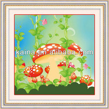 JAPANESE SMALL MOQ 5D BEAUTIFUL CARTOON DIY DIAMOND PAINTING FACTORY WHOLESALE PRICE