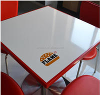 restaurant dining table and chair acrylic table top,coffee table,restaurant dining tables and chairs