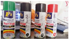 450 ML Colourful Silver Spray Paint For Wood!