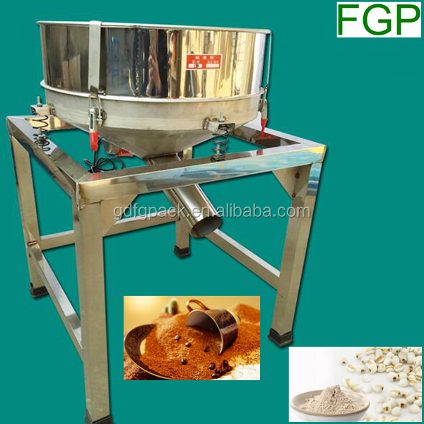Herbal powder sifting machine/herbal powder sieving machine