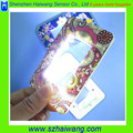 Super quality Credit Card-Size Pocket Magnifier with LED Light 1.5x 4x