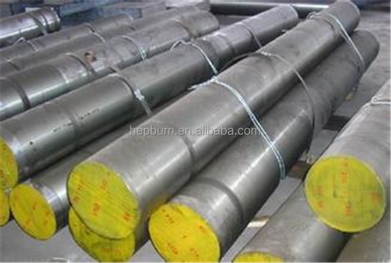 Die material JIS SKS3/DIN 1.2510 cold drawn round steel bars