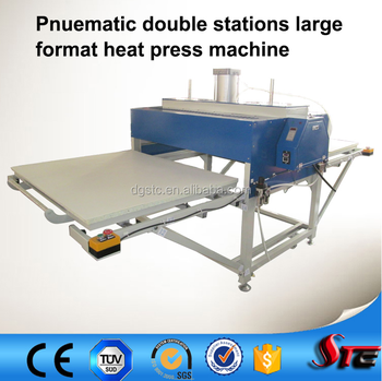 Automatic double station aluminum plate Printing Machine STC-Z02
