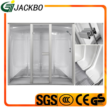 full set Luxury Shower Steam Rooms for Wet Steam Shower with high quality