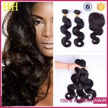 100% brzilian virgin hair, 6a grade wholesale brazilian hair human hair 100%