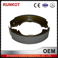 Hot New Products Cheap Price Rockwell Brake Shoes