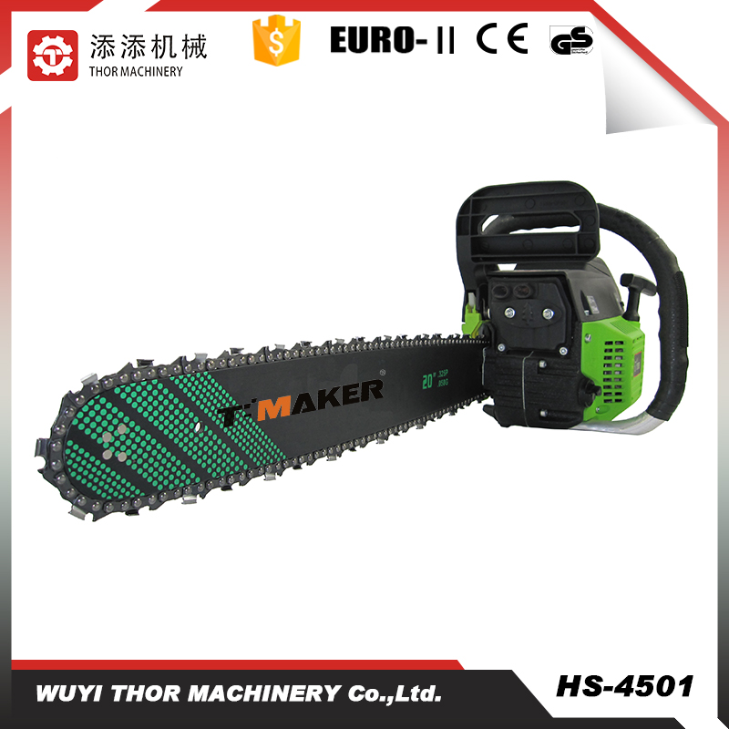 45cc new style chinese telescopic chainsaw