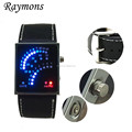 2014 silicone strap promotional led watch