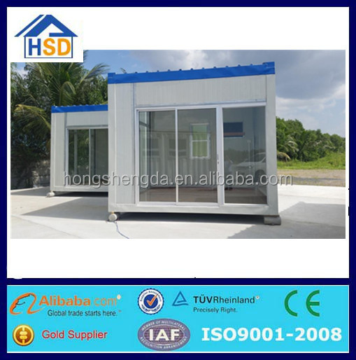 alibaba china manufacture prefab mobile portable container store