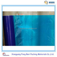 Temporary PE glass protection film