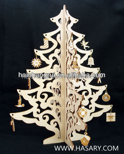 High energy 0-1200mm/s engraving speed acrylic Christmas ornaments Co2 laser engraving machine