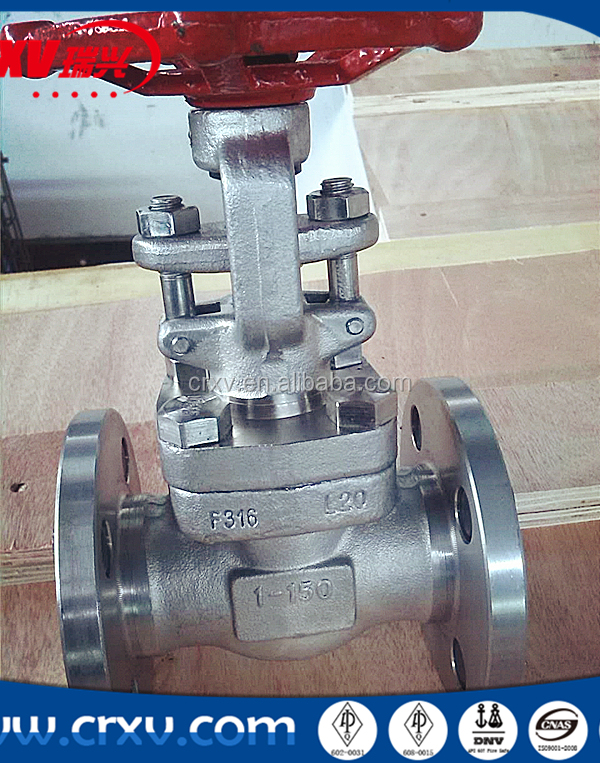Hot Product Oil and Gas Gate Valve 1inch 150Lb stainless steel F316/F316L RF/RTJ