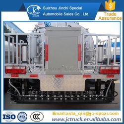 Diesel engine type and flywheel type LHD chip sealer chip spreading asphalt spraying with best price