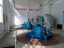 Mini Hydro Generator And 2KW Water Turbine for Hydroelectric Power Plant
