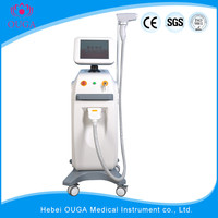 Alibaba usa hot selling salon laser hair removal machine 808nm diode equipment