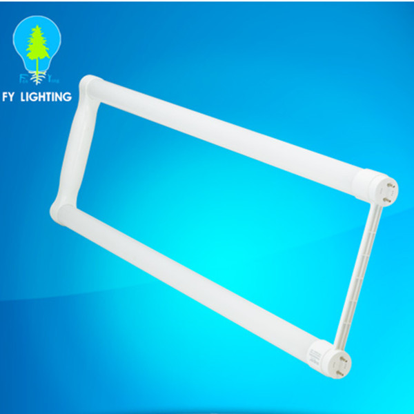 Aluminum Plastic Lamp Body Material 2Ft T8 Led <strong>U</strong> Bend Tube
