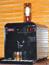 Customs design one bottle electric liquor dispenser