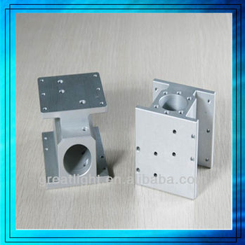 professional cnc Plastic rapid prototype samples