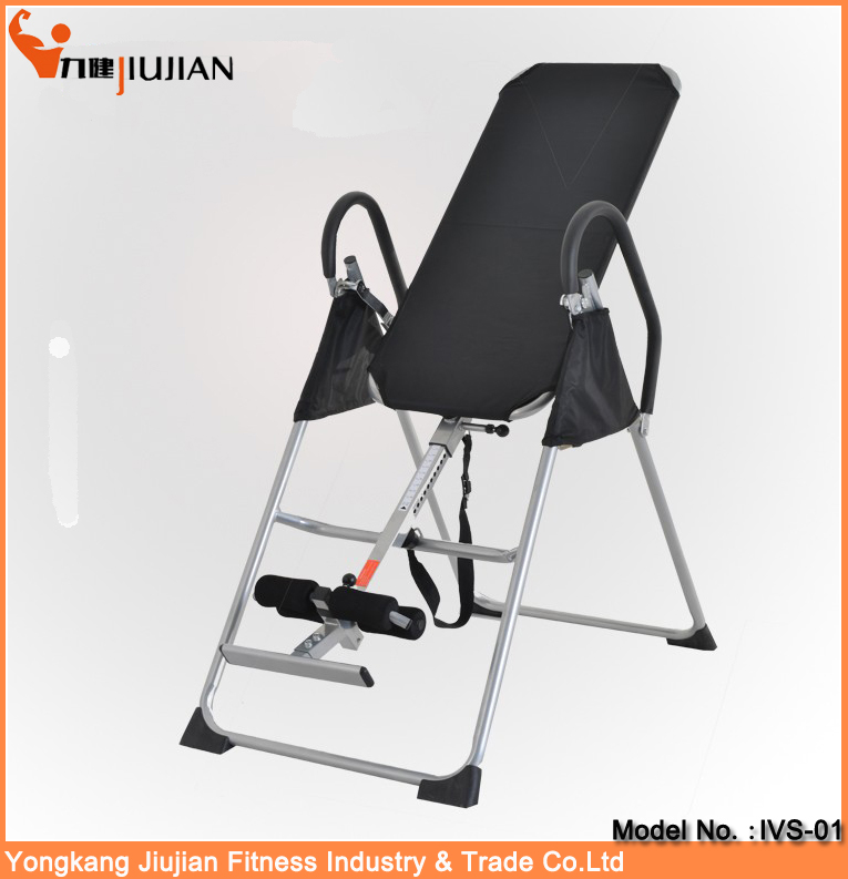 Back Stretcher Gym Equipment Inversion Bench with CE&ROHS