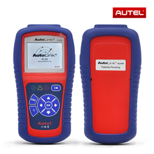 [AUTEL Distributor] Newly Version Original Autel AL419 OBD II & CAN Car Code Reader Clear Scan Tool Online Update Free Shipping