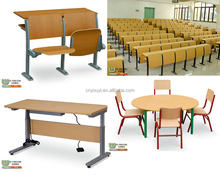 both sides cover HPL UE Double Rest UE Study Primary school Desk