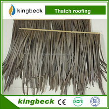 Other Plastic Building Materials Type simulation thatch tile palm leave thatch roofing