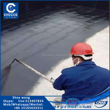 quick - setting rubber asphalt waterproofing coating production for roofing