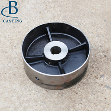 Manufacturer Machine Part PU wheels Stainless Steel A3 Precision Lost Wax Casting