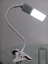 LED Clip Desk Lamp/Reading Lamp with Clamp/Source Decay Table Lamp