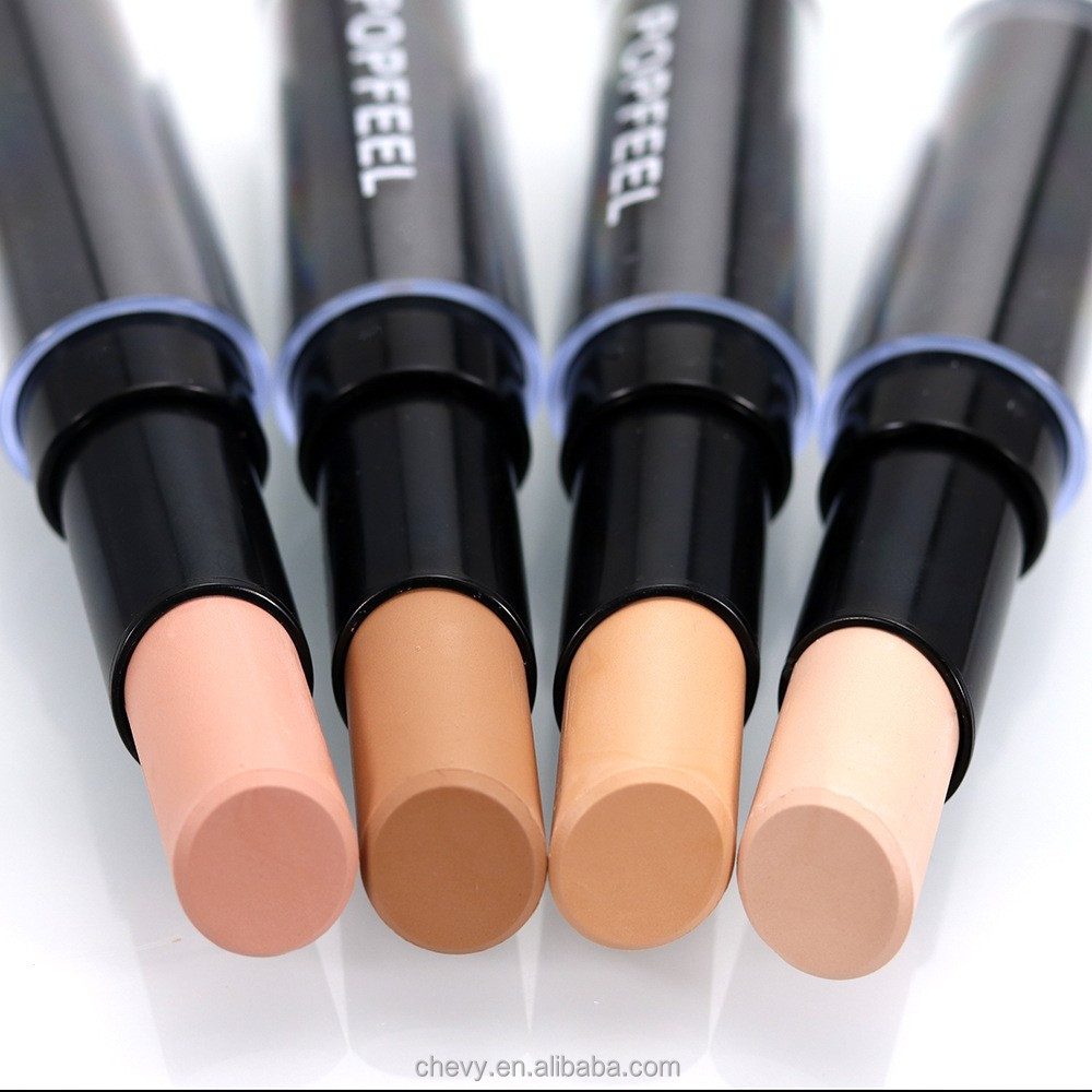 Private label Perfect Concealer Stick covering freckles foundation makeup contour concealer pen Custom