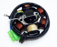 JH70-6 Motorcycle cg125d 4 poles magneto coil/stator