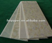 Fales Marble PVC Ceiling and Wall Panels for Home Ornament