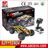 WLtoys 12404 RC Racing Car 45km/h 1:12 4WD RC Crawler 2.4GHz 2CH Splashproof Dustproof RC Drift Outdoor Toys SJY-12404