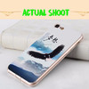 2017 hot selling 3d relief leather patch soft TPU back cover case for iphone 5 6 7 7 plus