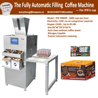 IFill7000 XP 3600 Cups Fully Automatic