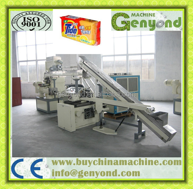 toilet Soap Laundry Soap Processing Machine