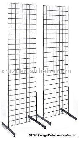 Metal Grid Wall metal gridwall display - buy display rack,gridwall,gridwall panel