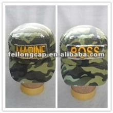 promotional fitted military hats