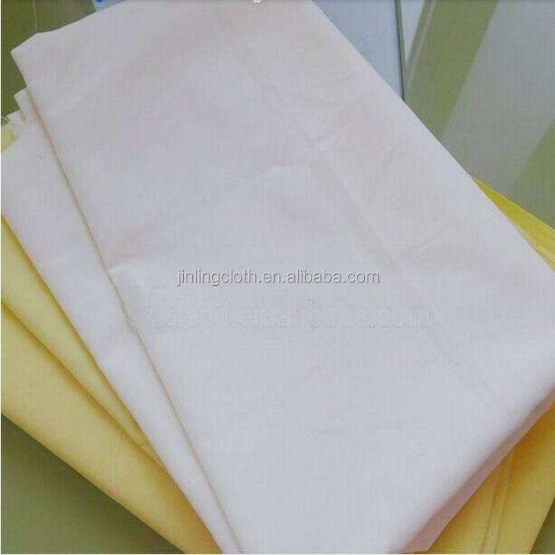 Polyester/Cotton 50%/50% CVC Poplin Fabric Shirting Fabric 110x76 Textile