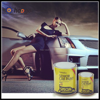 geicai high quality auto extra slow dry paint thinner for car