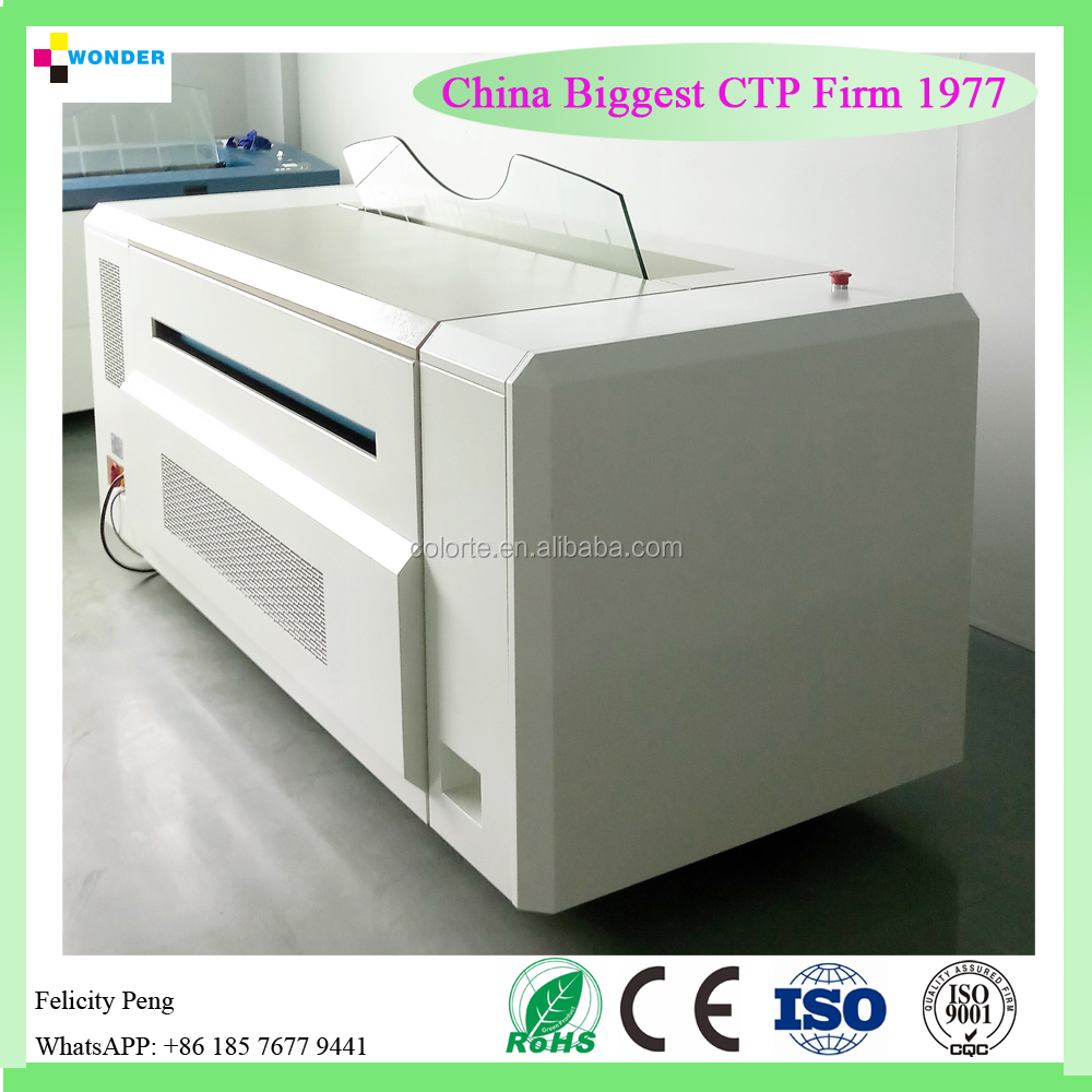 high quality 32 Channels offset Thermal CTP Machine price