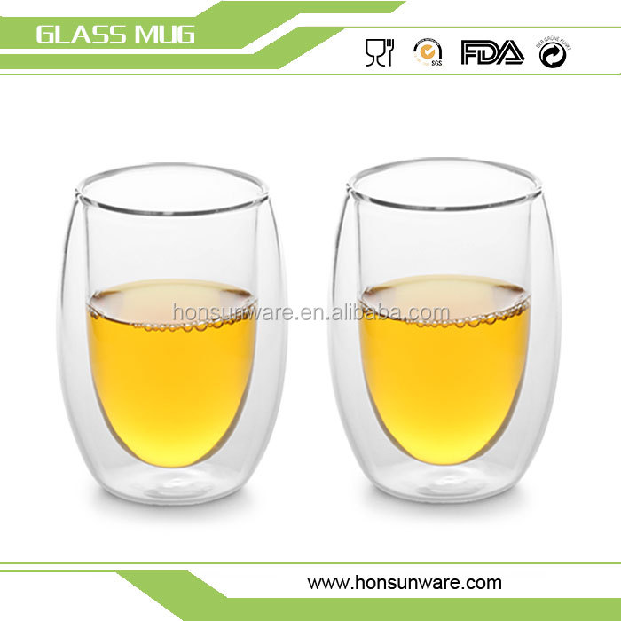 12 Years manufacturer experience double wall coffee glass cup, double wall glass coffee cup, double wall glass cup
