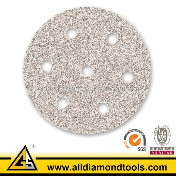 Abrasive Disc Type Velcro Sanding Discs for Wood