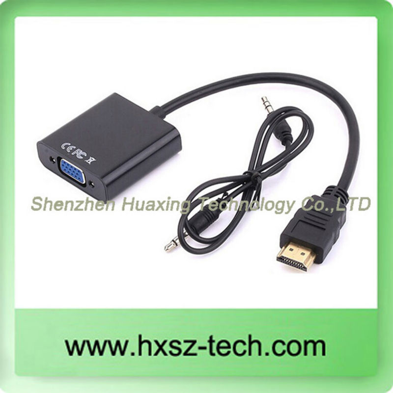 4K 1080P Active Mini DisplayPort DP to HDMI Male to Female Adapter
