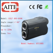 800 meter Laser golf angle finder with pinseeker 8x24 Laser Rangefinder