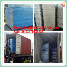 Hight quality 2mm 3mm 4mm PP fluted sheets/board