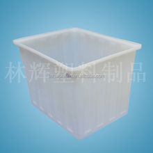400 litres square plastic storage water feeding trough